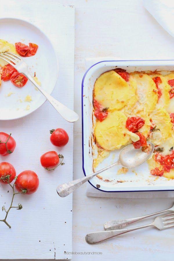 Gnocchi di semolino con mozzarella e pomodorini   Smile, Beauty and More