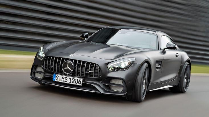 Mercedes Benz AMG GTR Gris | Billonarios De Internet ✅