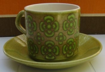a hostess set of four of these - love the green!