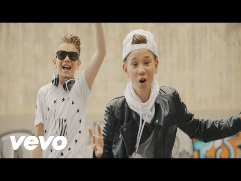 Marcus & Martinus Gunnarsen (born in Trofors, Norway on 21 February 2002) are twin brothers who won the Melodi Grand Prix Junior 2012 competition – and haven't stopped since! #Norway #WorldMusic #NorwegianMusicians