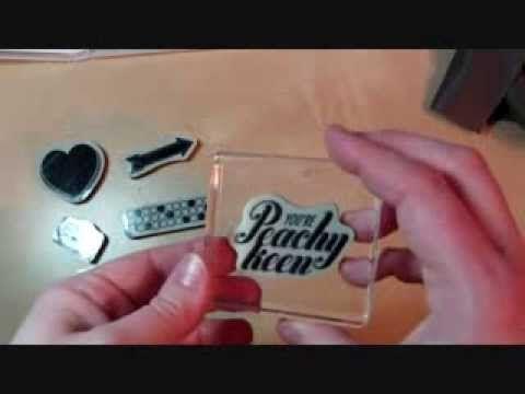 Video Tip: How to Make Clear Mount Stamps STICK! | Julie's Stamping Spot | Bloglovin'
