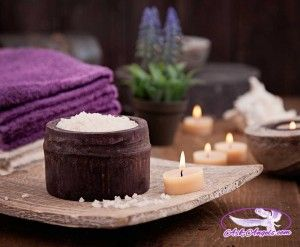 Cleanse Your Energy with a Salt Bath...   Learn my favorite recipe here!  >>