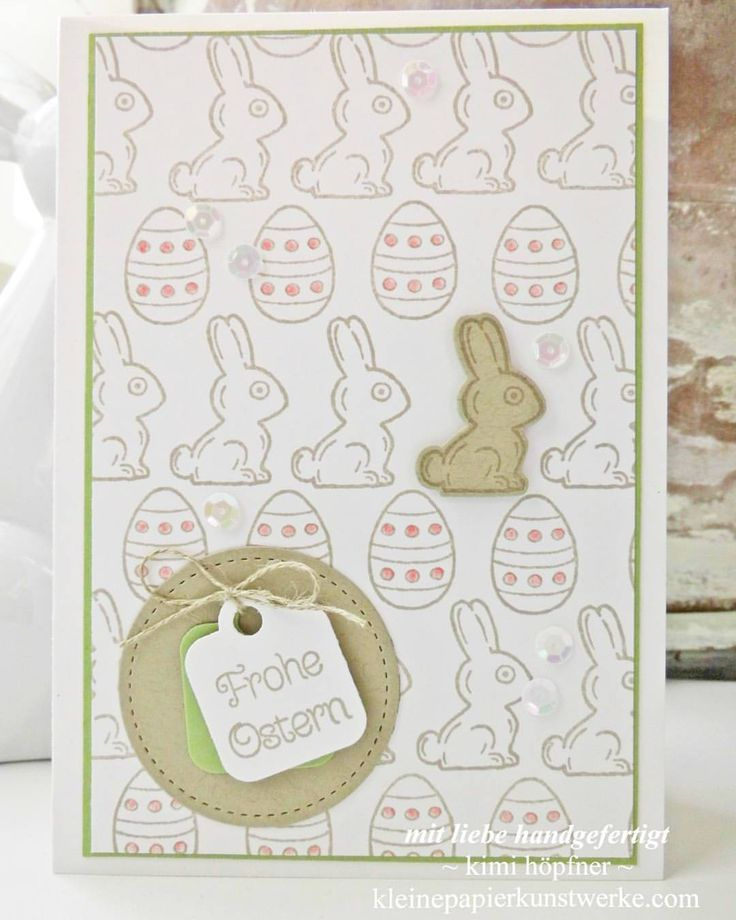 595 best images about EASTER CARDS – Easter Cards Stampin Up