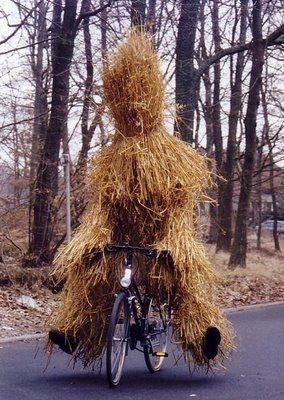 January - Straw Bear Festival Whittlesea, Cambridgeshire on Plough Tuesday