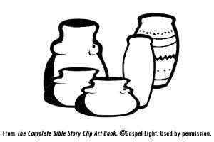 Elisha and the Widows Oil Lesson