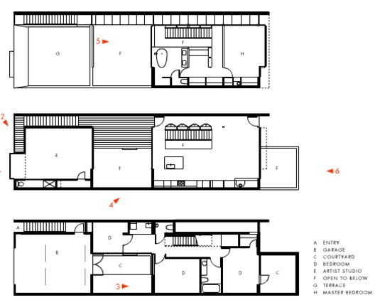 Call it home san francisco home and francisco d 39 souza Urban infill house plans