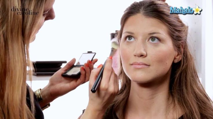 How to Apply Bronzer and Blush