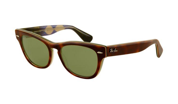 Rayban Laramie Sunglasses - 50's throwback style - $160