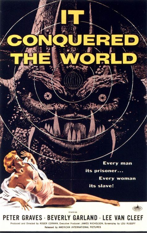 It Conquered The World.....1956