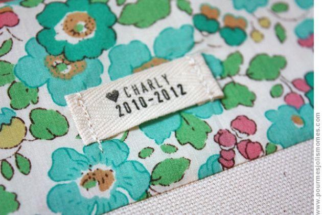 4 façons de fabriquer ses étiquettes personnalisées - Le blog thread&needles