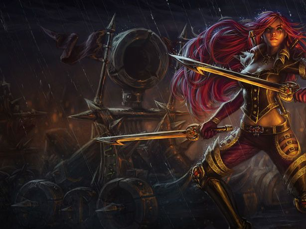 Katarina/SkinsTrivia - League of Legends Wiki - Wikia
