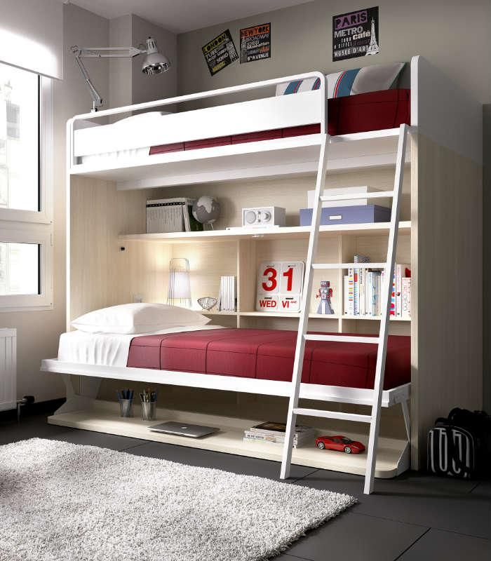 25 best ideas about literas abatibles en pinterest - Mundo juvenil muebles ...