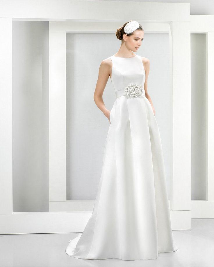 Vintage Wedding Dresses Hertfordshire: 141 Best Structured Wedding Gowns Images On Pinterest