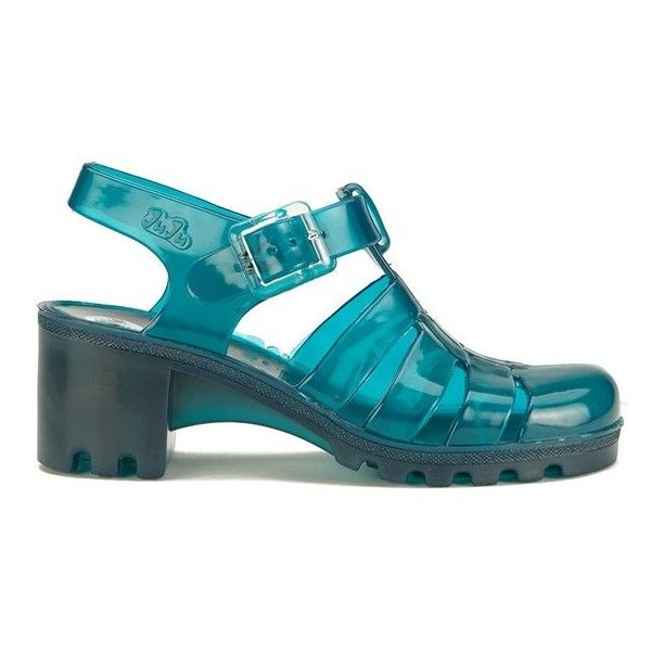 Head Over Heels Jelly Shoes