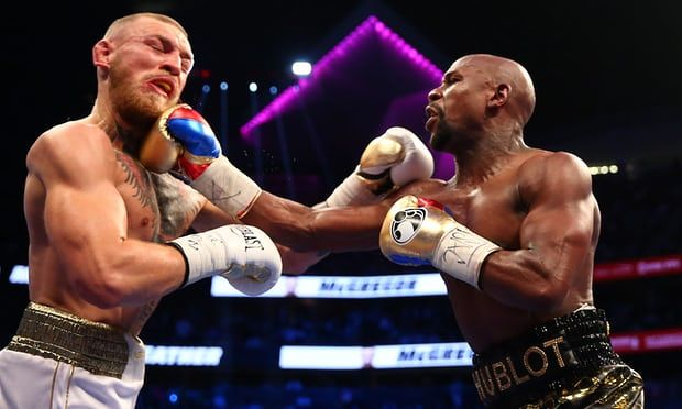 Floyd Mayweather beats Conor McGregor: how the fight unfolded – in pictures https://link.crwd.fr/2F70