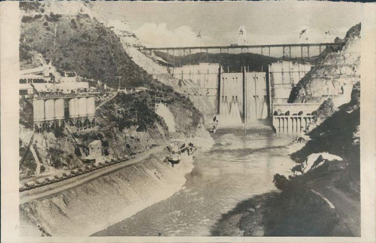 Best The Bhakra Dam Under Construction July 1960 Bhakra Dam 400 x 300