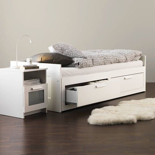 53 best jerrys room images on pinterest for Brimnes daybed ikea