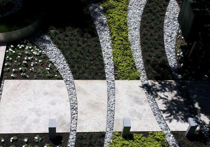 Gravel pattern