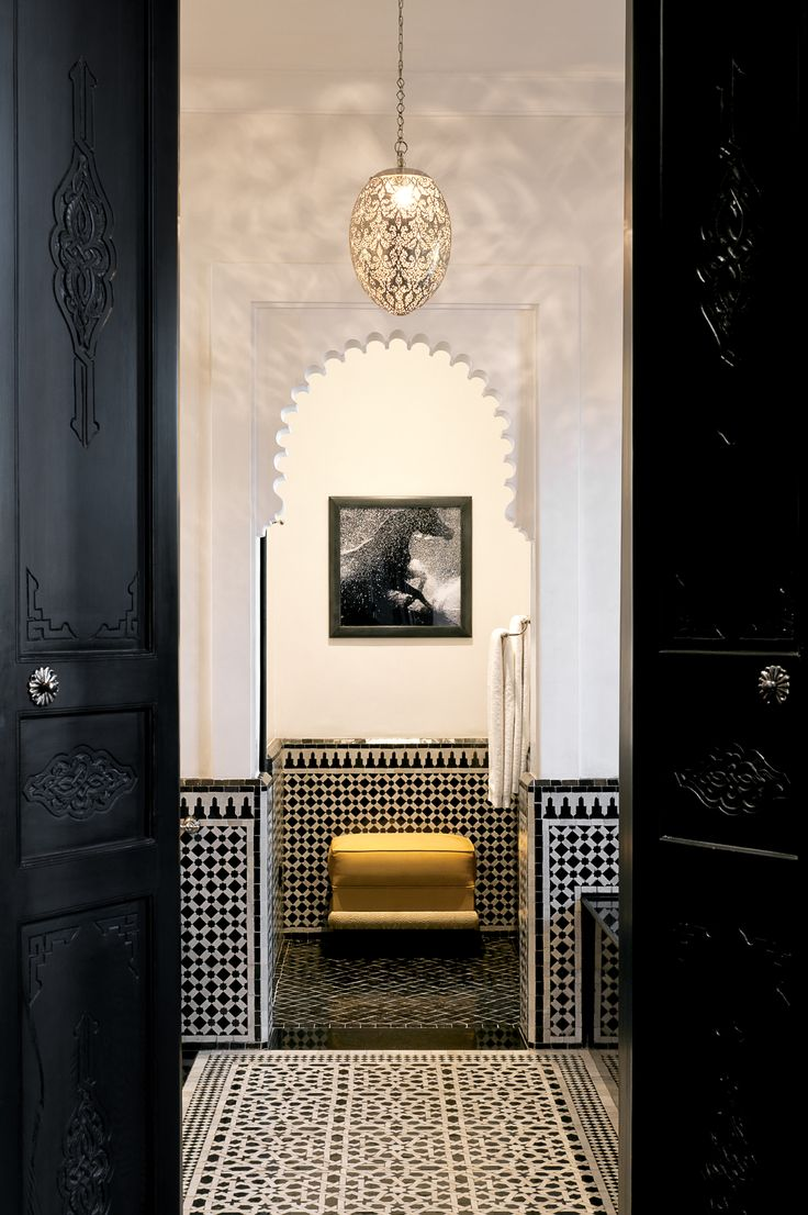 Moroccan decor bathroom - Find This Pin And More On Moroccan Decor