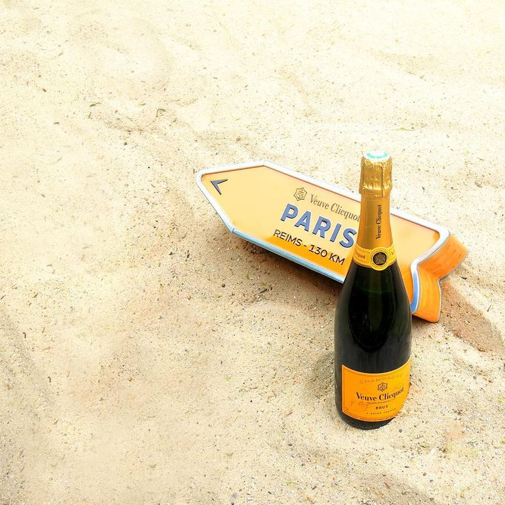 Golden ticket: Join us as we travel to Paris in celebration of Bastille Day Find Clicquot Arrow in your local fine wine and spirits store today
