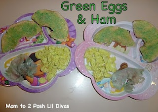 Green Eggs and Ham Breakfast | Learning is Fun | Pinterest