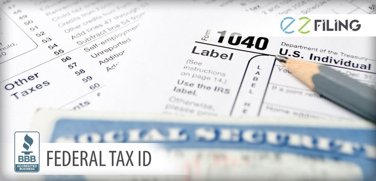 Apply Employer Identification Number Online, Federal Tax ID