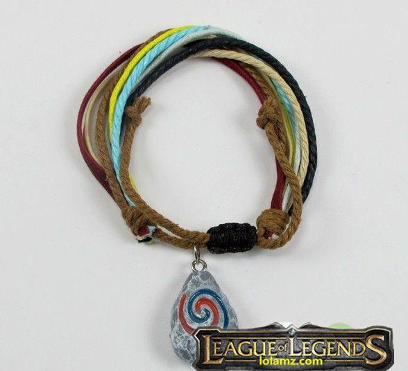 league of legends lol noctilucent philosophers stone bracelet