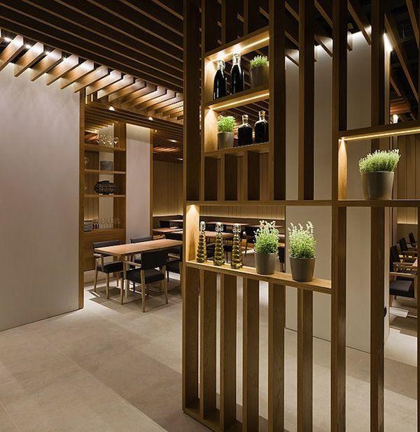 10 ideias para dividir os ambientes - Constance Zahn | Casa & Decor