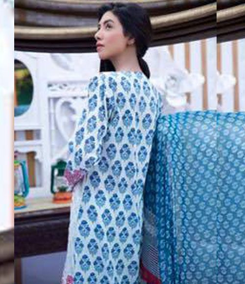 Abeeha By Rana Arts Embroidered Lawn Suits Collection AY_766