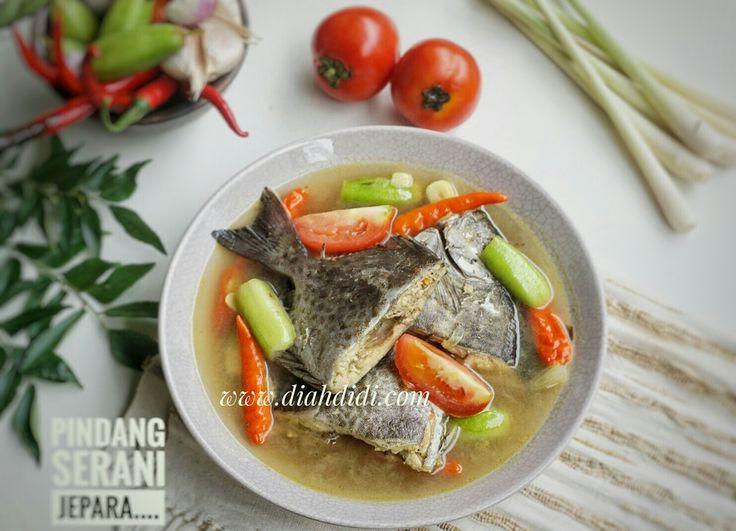 Diah Didi's Kitchen: Pindang Serani Khas Jepara