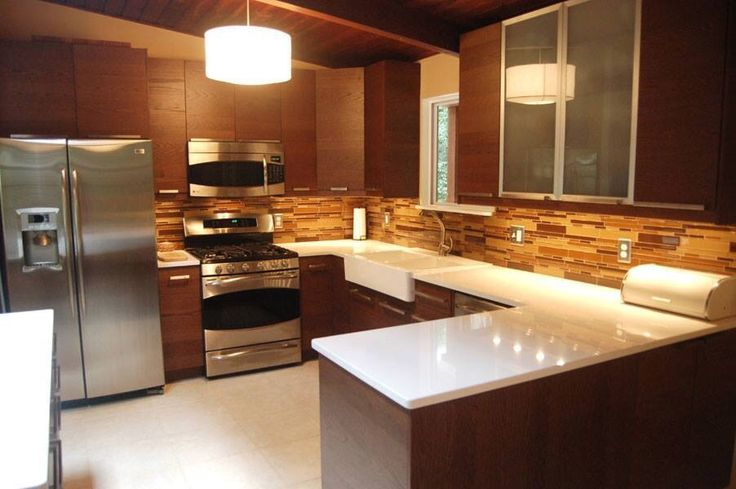 modern Kitchen in LA