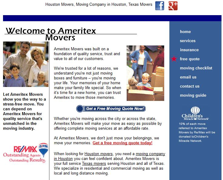 Ameritex Movers is a Houston moving company with Lots of Houston movers that specialize in Homes, Offices, and Apartments. Est. 2001, over 75,000 houston moves and counting! --- Houston Movers -- www.ameritexhouston.com
