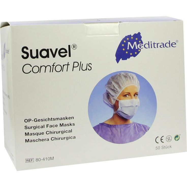 MUNDSCHUTZ Op Gesichtsmaske z.Binden blau:   Packungsinhalt: 50 St PZN: 00943144 Hersteller: Dr. Junghans Medical GmbH Preis: 11,86 EUR…