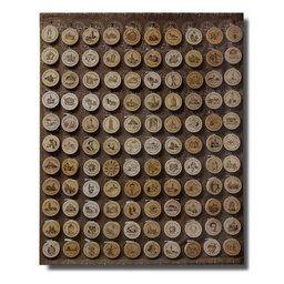 Turistické známky - Nástěnka na známky