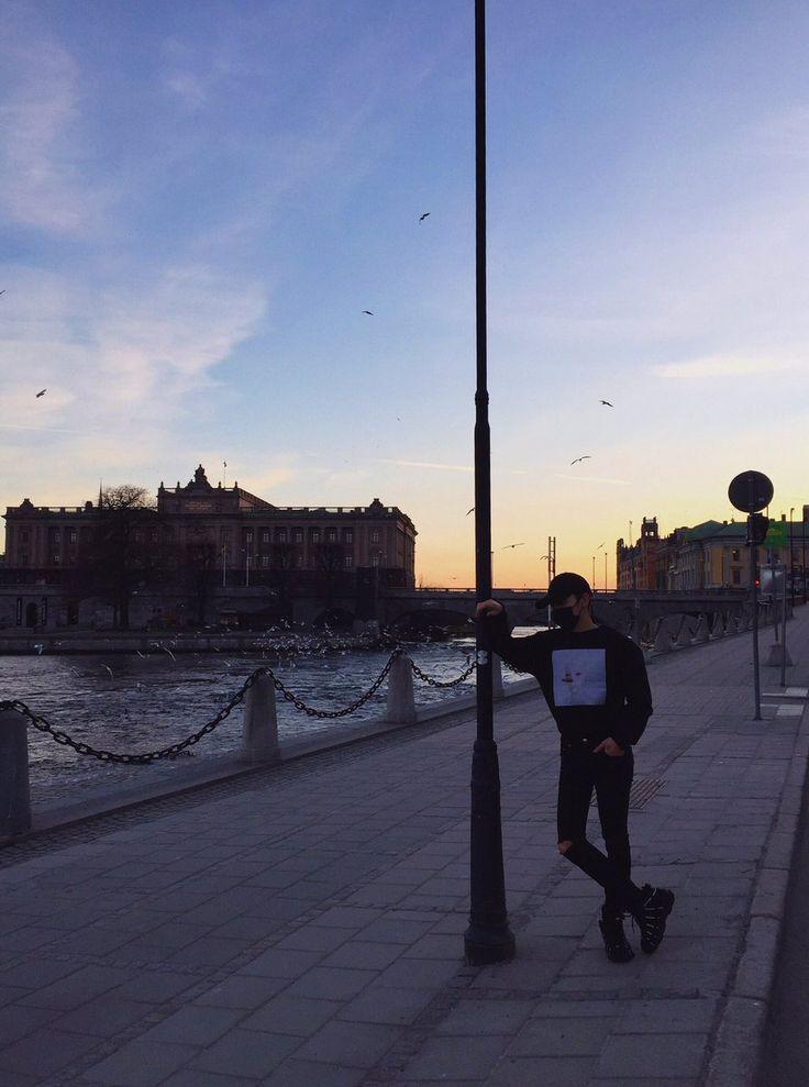 "[170405] twitter update  ""@24k_LIANGHUI: stockholm  """