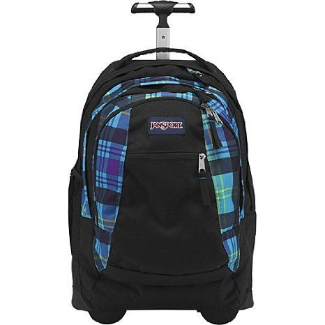 Jansport Rolling Backpacks For Girls