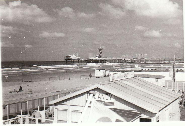 Pier Scheveningen 1960