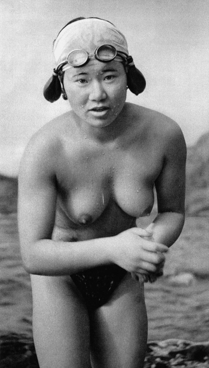 japanese retro porn japanese retro porn Ama in fresh water, 1954 by Fosco Maraini