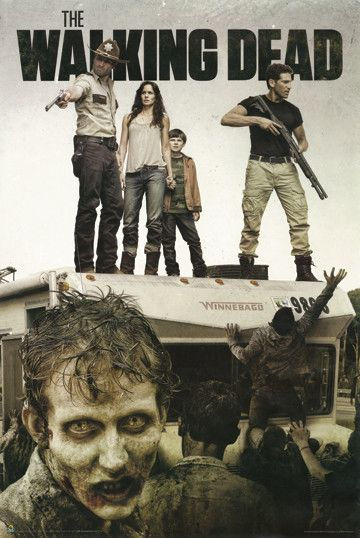 The Walking Dead C Poster