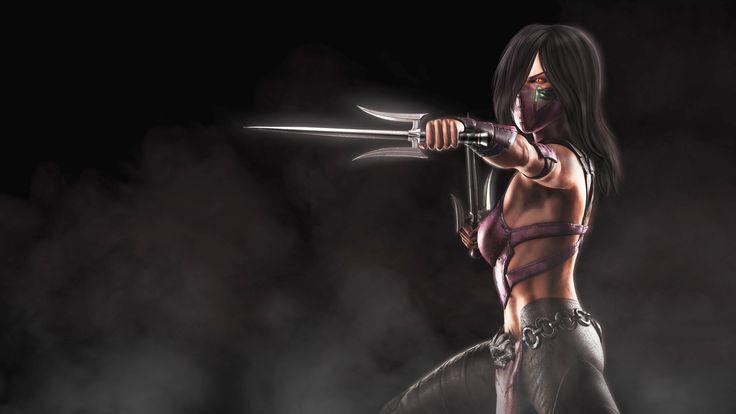 New Mortal Kombat X Mileena Wallpaper