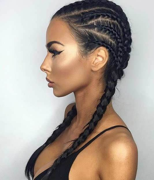 29 Stunning Festival Hair Ideas You Need To Try This Summer