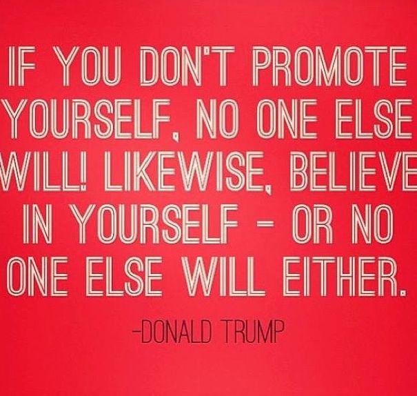 Inspirational Quotes On Pinterest: Donald Trump Quotes. QuotesGram