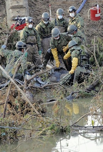 Remember it.2011 Japan Earthquake Tsunami