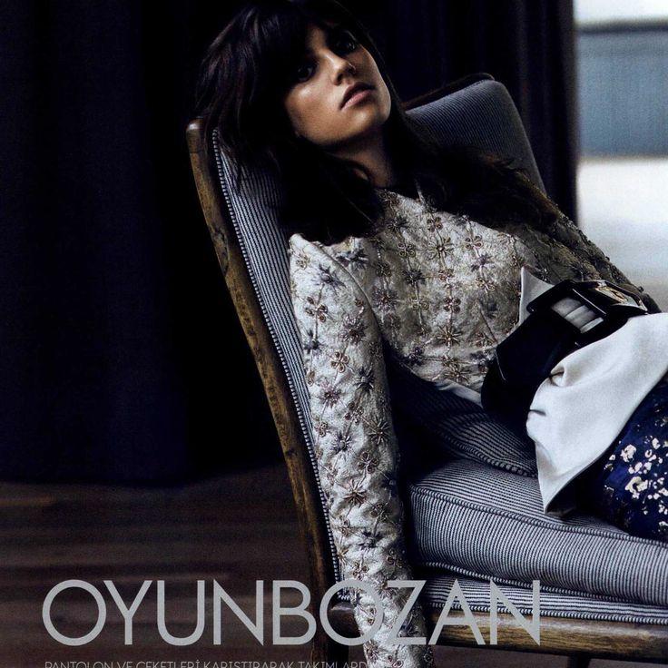 AW/15 Jacket Ozgur Masur Vogue Turkey