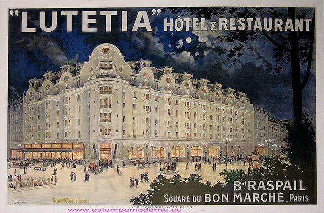 1000 images about lilac girls a novel on pinterest warsaw lilacs and els - Le lutetia restaurant paris ...