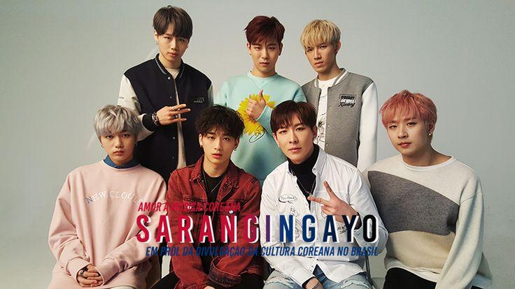 """[EXCLUSIVO] BLANC7: """"Queremos ir ao Brasil, aprender o português e interagir pessoalmente com os fãs"""" – SarangInGayo.com.br – Amor à Música Coreana"""