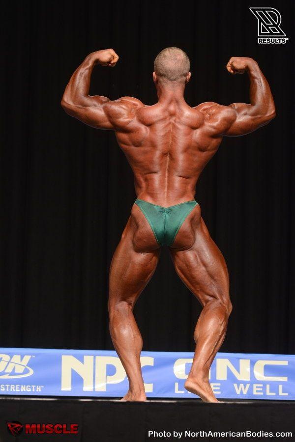 Allen Richarda 2015 NPC Nationals | Bodybuilding Contest