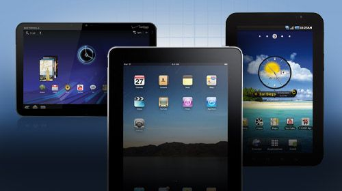 I'm an iPad guy myself but I like to test drive all of the latest offerings in tablets.