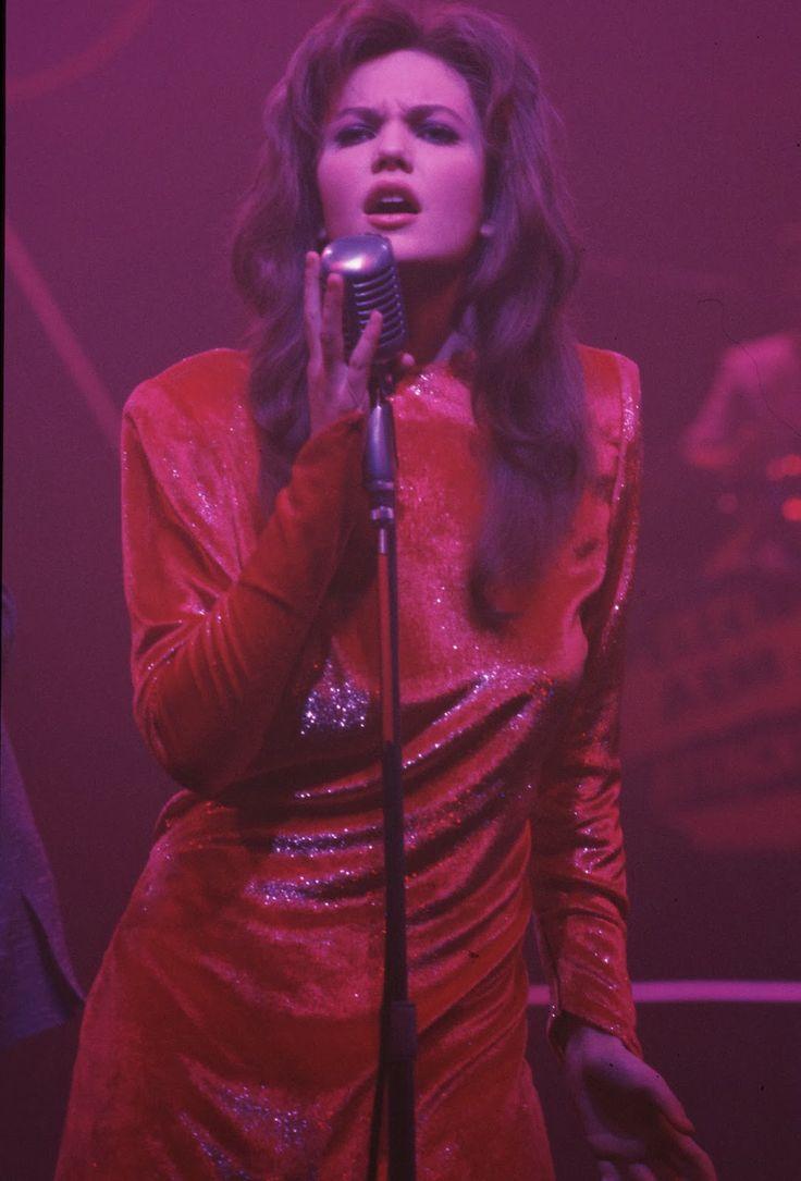 Streets of Fire (Diane Lane)she was fire in it
