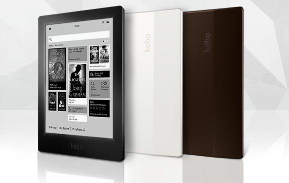 Win 1 of 5 Kobo Aura HD eReaders {$169.99 value/each} US!